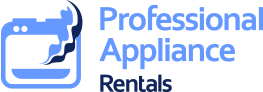 Professional Appliance Rentals